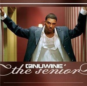 Front Cover Album Ginuwine - The Senior