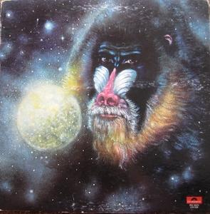 Album  Cover Mandrill - Mandrill Is on POLYDOR Records from 1972