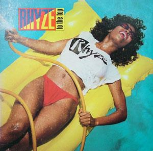 Album  Cover Rhyze - Rhyze To The Top on 20TH CENTURY FOX Records from 1981