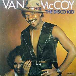 Album  Cover Van Mccoy - The Disco Kid on AVCO Records from 1975