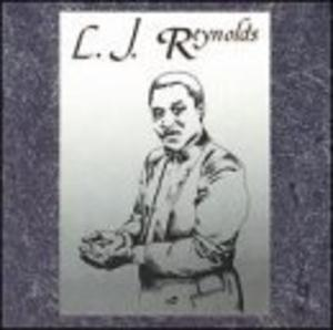 Album  Cover L.j. Reynolds - L.j. Reynolds on CAPITOL Records from 1991