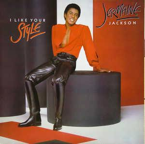 Album  Cover Jermaine Jackson - I Like Your Style on MOTOWN Records from 1981