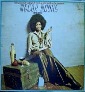 Front Cover Album Melba Moore - Living To Give
