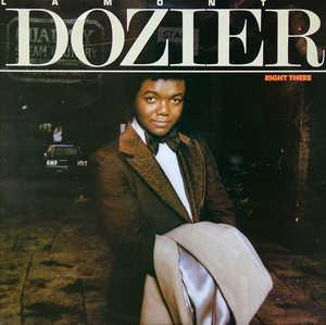 Album  Cover Lamont Dozier - Right There on WARNER BROS. Records from 1976