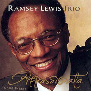 Album  Cover Ramsey Lewis - Appassionata on NARADA Records from 1999