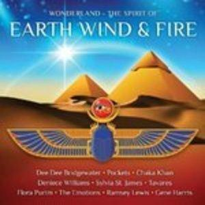 Album  Cover Various Artists - Wonderland - The Spirit Of Earth Wind & Fire on EXPANSION Records from 2012