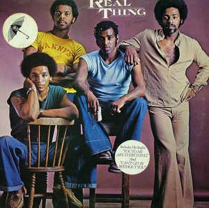 Album  Cover The Real Thing - The Real Thing on PYE Records from 1976