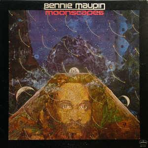 Album  Cover Bennie Maupin - Moonscapes on MERCURY Records from 1978