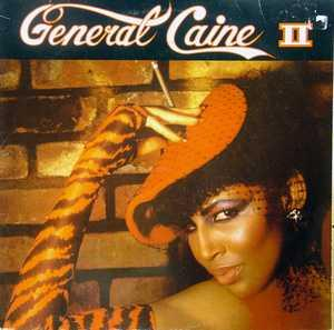 Front Cover Album General Caine - General Caine II