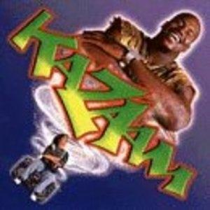 Album  Cover Various Artists - Kazaam on PERSPECTIVE Records from 1996
