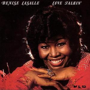Album  Cover Denise Lasalle - Love Talkin' on MALACO Records from 1985