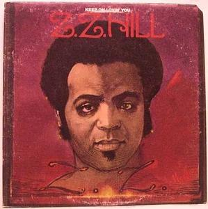 Album  Cover Z.z. Hill - Keep On Loving You on UNITED ARTISTS Records from 1975