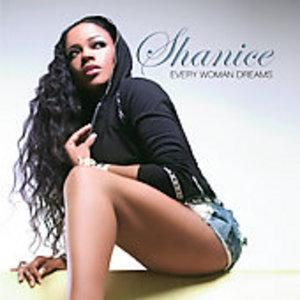 Album  Cover Shanice Wilson - Every Woman Dreams on IME Records from 2006
