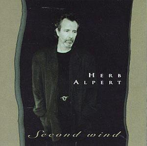 Album  Cover Herb Alpert - Second Wind on A&M Records from 1996