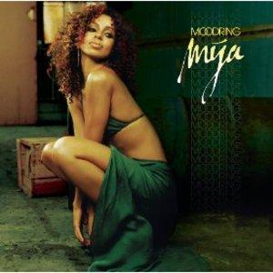 Album  Cover Mya - Moodring on INTERSCOPE Records from 2003
