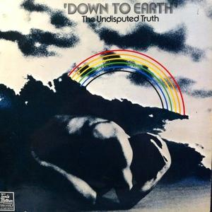 Album  Cover The Undisputed Truth - Down To Earth on TAMLA MOTOWN Records from 1974