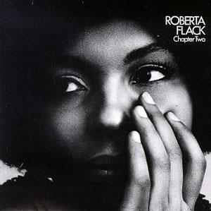 Album  Cover Roberta Flack - Chapter Two on ATLANTIC Records from 1970
