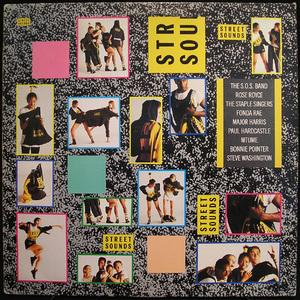 Album  Cover Various Artists - Street Sounds Edition 11 on STREET SOUNDS Records from 1984
