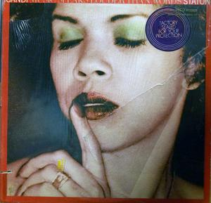 Album  Cover Candi Staton - Music Speaks Louder Than Words on WARNER BROS. Records from 1977