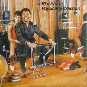 Album  Cover J Blackfoot - Physical Attraction on SOUND TOWN (ALLEGIANCE) Records from 1985