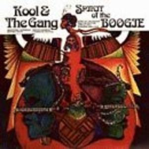 Album  Cover Kool & The Gang - Spirit Of The Boogie on DE-LITE Records from 1975