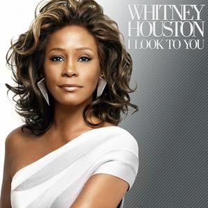 Album  Cover Whitney Houston - I Look To You on SONY Records from 2009