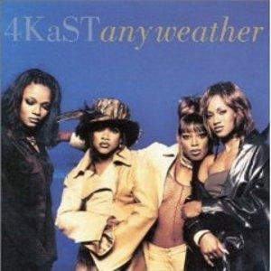 Album  Cover 4kast - Any Weather on RCA Records from 1998