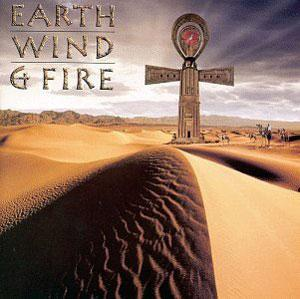 Album  Cover Earth Wind & Fire - In The Name Of Love on EAGLE Records from 1997