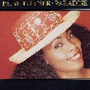 Album  Cover Ruby Turner - Paradise on JIVE Records from 1990