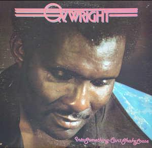 Front Cover Album O.v. Wright - Into Something (Can't Shake Loose)