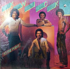 Album  Cover Kwick - To The Point on EMI AMERICA Records from 1981