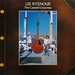 Album  Cover Lee Ritenour - The Captain's Journey on ELEKTRA Records from 1978