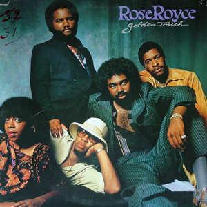 Front Cover Album Rose Royce - Golden Touch