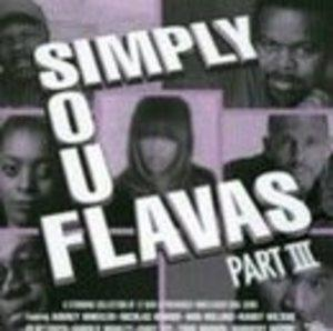 Album  Cover Various Artists - Simply Soul Flavas Part 3 on FIRST EXPERIENCE Records from 2000