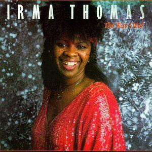 Album  Cover Irma Thomas - The Way I Feel on ROUNDER Records from 1988