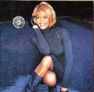 Front Cover Album Whitney Houston - My Love Is Your Love