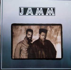 Album  Cover Jamm - Jamm on SONY Records from 1988