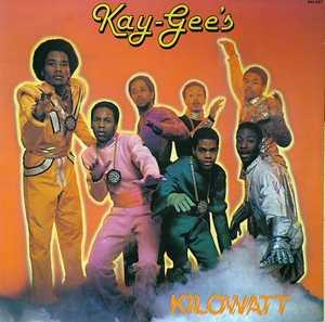 Album  Cover Kay-gees - Kilowatt on DE-LITE Records from 1978
