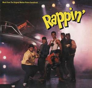 Album  Cover Various Artists - Rappin' Ost on ATLANTIC Records from 1985