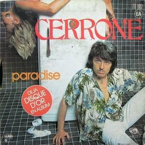 Album  Cover Cerrone - Cerrone's Paradise on  Records from 1977