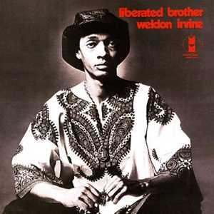 Album  Cover Weldon Irvine - Liberated Brother on HUBBUB Records from 1972