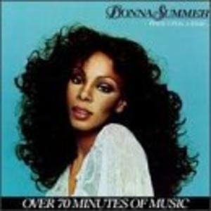 Front Cover Album Donna Summer - Once Upon A Time