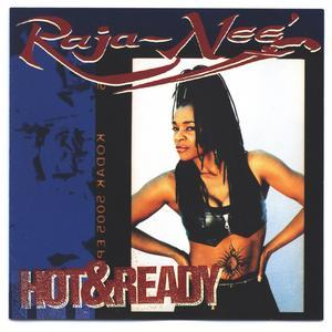 Album  Cover Raja-neé - Hot & Ready on PERSPECTIVE Records from 1994