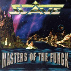 Front Cover Album Slave - Masters Of The Fungk