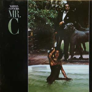Front Cover Album Norman Connors - Mr. C