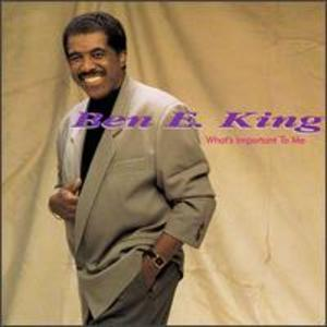 Album  Cover Ben E. King - What's Importent To Me on ICHIBAN Records from 1992