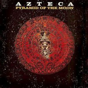 Album  Cover Azteca - Pyramid Of The Moon on COLUMBIA Records from 1973