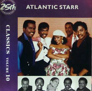 Front Cover Album Atlantic Starr - Classics