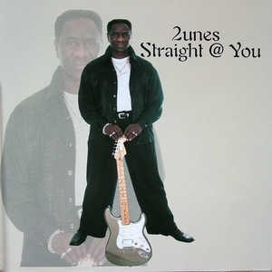 Front Cover Album North '2unes' Woodall - Straight @ You