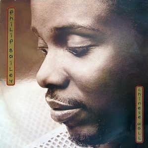 Album  Cover Philip Bailey - Chinese Wall on COLUMBIA Records from 1984